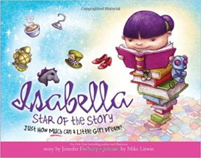 books about reading: isabella