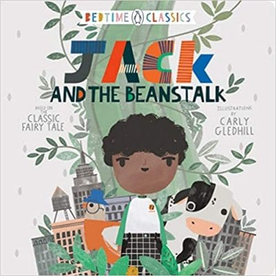 Jack and the Bean Stalk Book