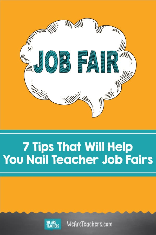 7 Tips That Will Help You Nail Teacher Job Fairs