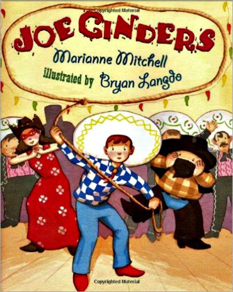 Book Cover of Joe Cinders