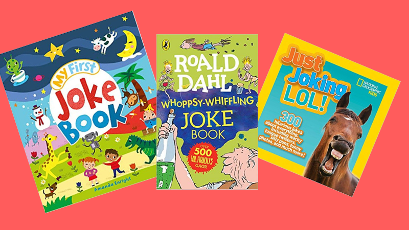 Best Joke Books for Kids, As Chosen by Educators