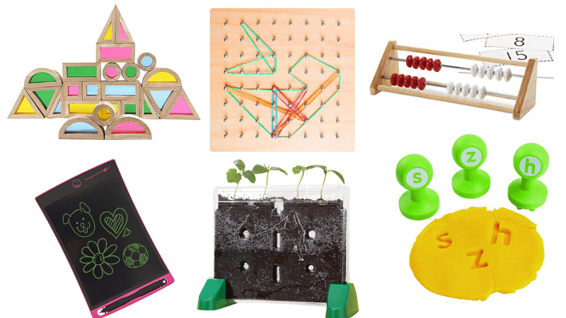 Educational Toys Kindergarten