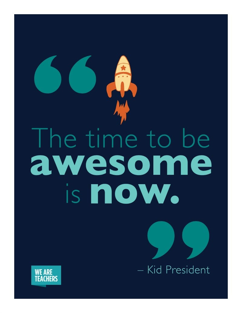Kid President Quotes Awesome