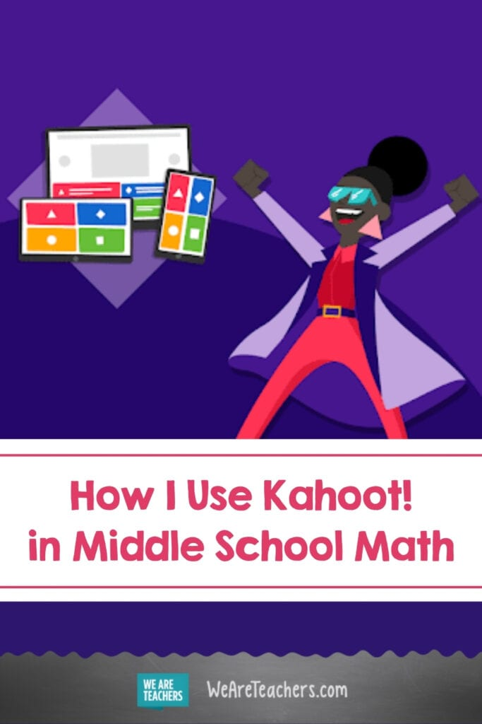 How I Use Kahoot! in Middle School Math