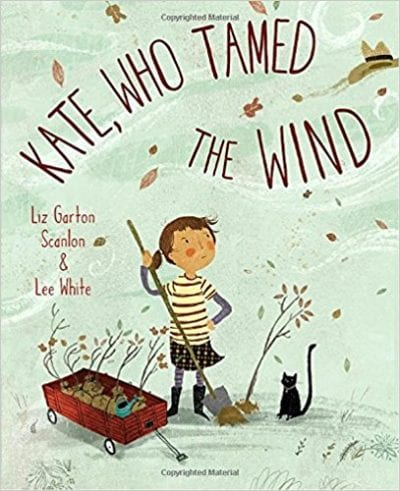 Book cover for Kate, Who Tamed the Wind