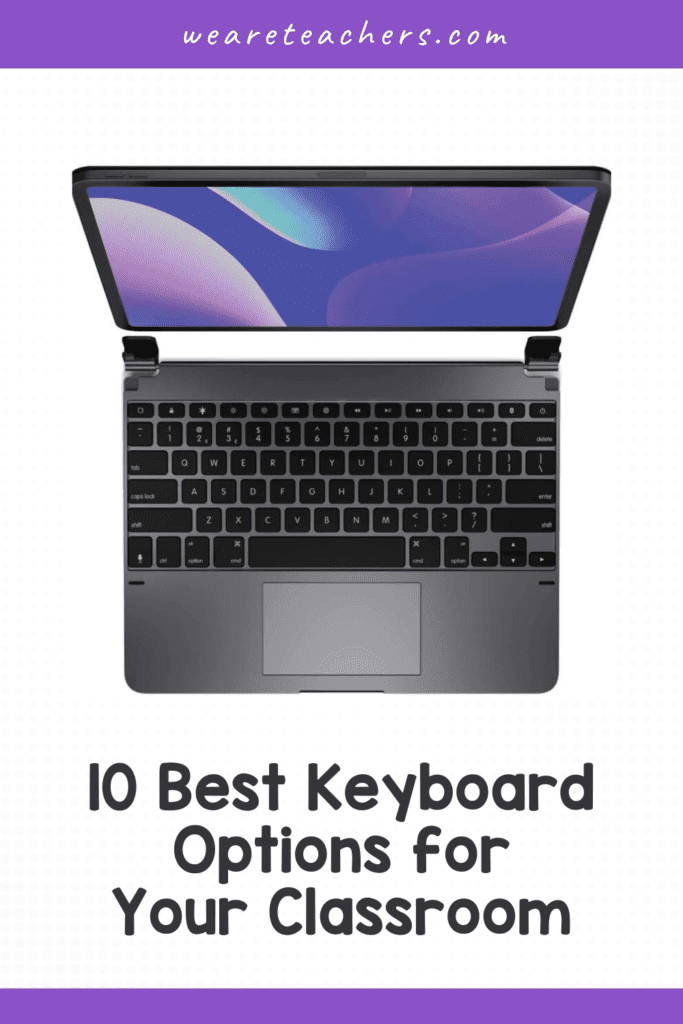10 Keyboard Options To Upgrade Your Classroom Tablets