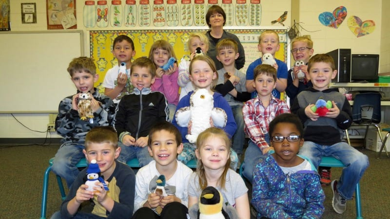 How I Taught My Kindergarten Kids to ID Hundreds of Birds