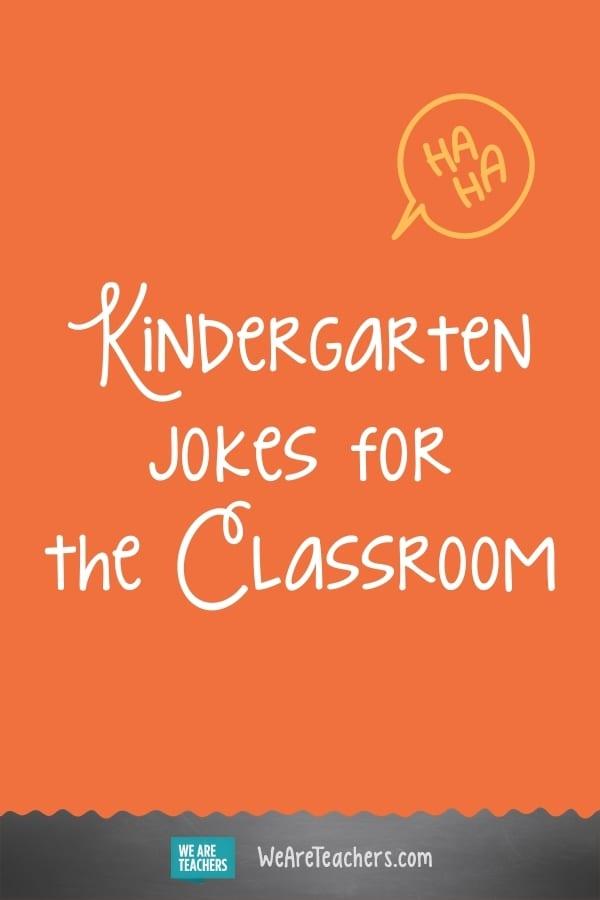 25 Cutest Kindergarten Jokes to Start The Day