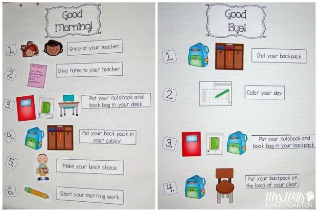 Kindergarten Classroom Management