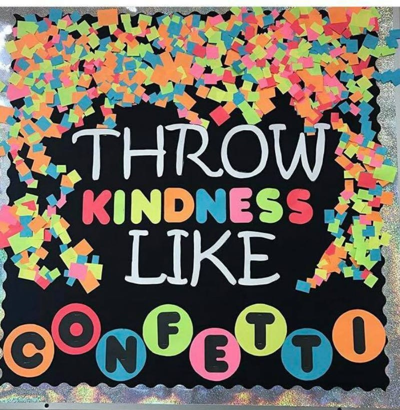 Kindness is Confetti