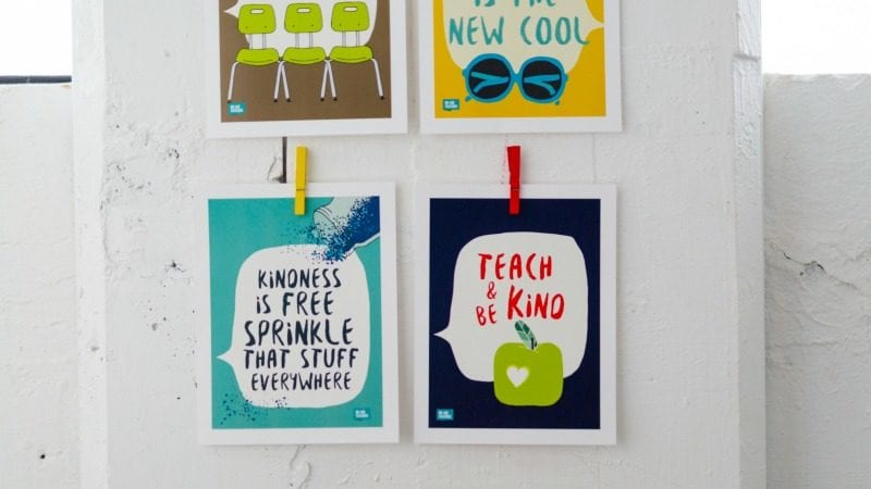 Kindness Posters - Teachers Be Kind - WeAreTeachers