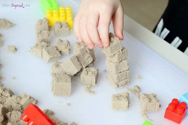 Kinetic Sand Activities Fun Learning for Kids 2