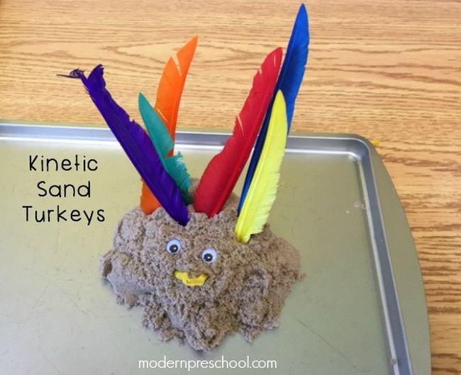 Kinetic Sand Activities Modern Preschool