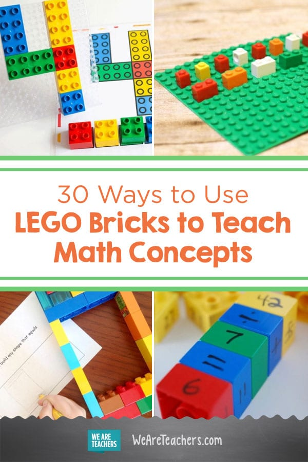 It Turns Out, You Can Use LEGO Bricks to Teach All Kinds of Math Concepts