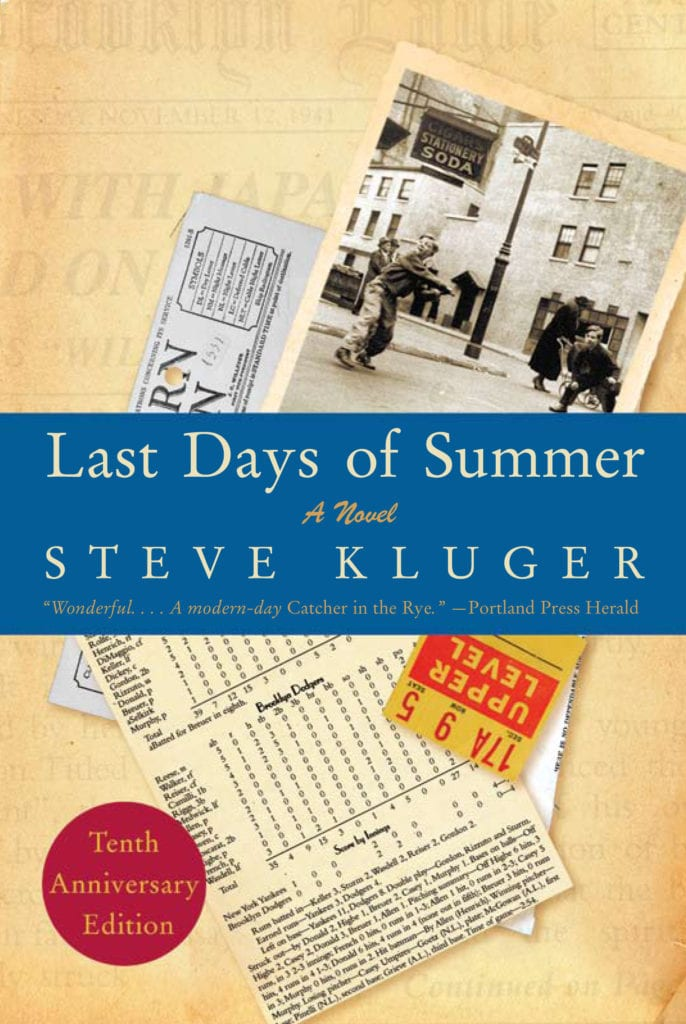 Book Cover: Last Days of Summer - High School Literature