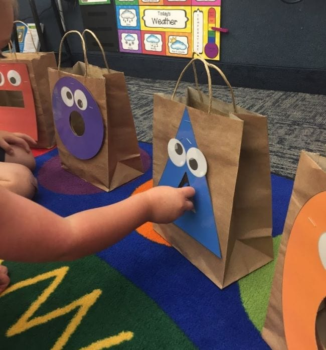 Learning Shapes Teach PreK