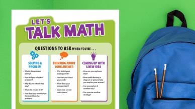 Lets Talk Math