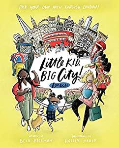 book cover Little Kid, Big City London