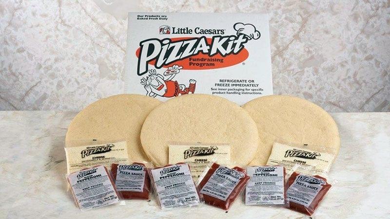 Little Caesars Pizza Kit