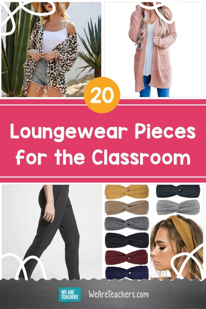 20 Comfy Loungewear Pieces That Work in the Classroom, Too