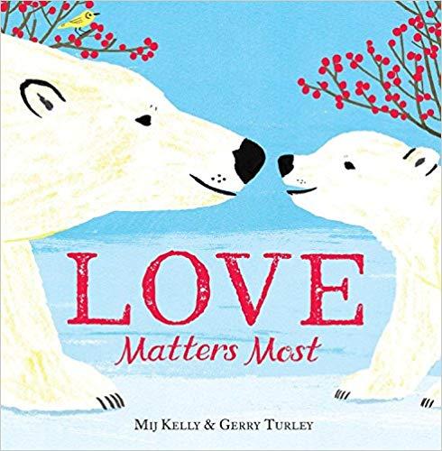 Love Matters Most book cover--Valentine's Day books