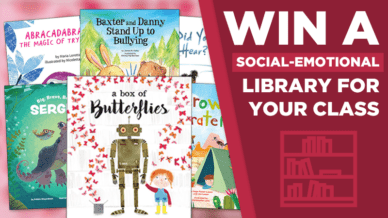 Win a Social-Emotional Library for Your Classroom