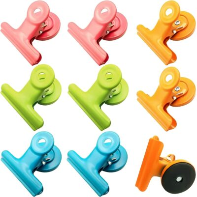 Magnetic Metal Clips