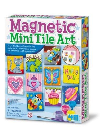 Magnetic Mini Tile Art - Art Supplies Under $10