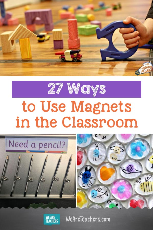 27 Ways to Use Magnets in the Classroom