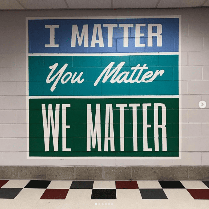 Make sure they know they matter