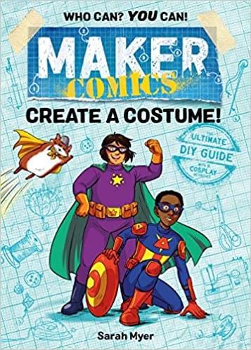 maker comics costume