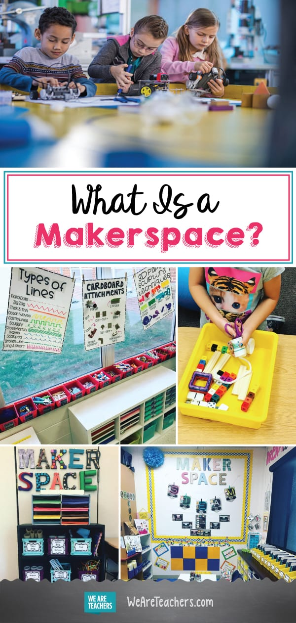 What Is a Makerspace?