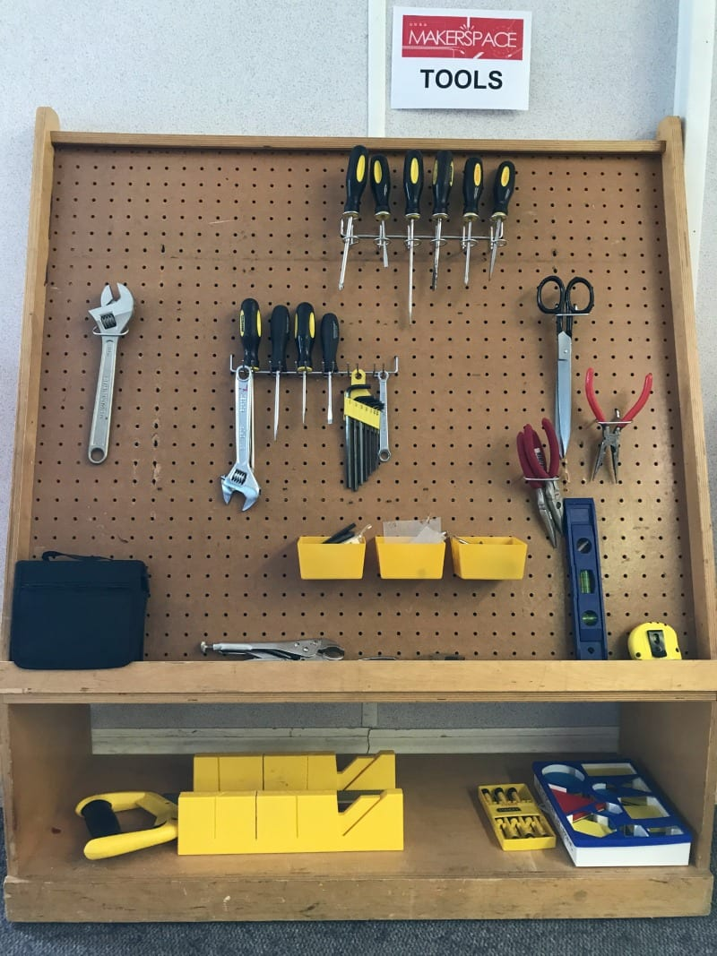 How to start a makerspace tools for school