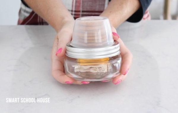 Mason Jars Lunchables Smart School House