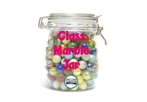 Mason Jars Marbles Tried and True Teaching Tools