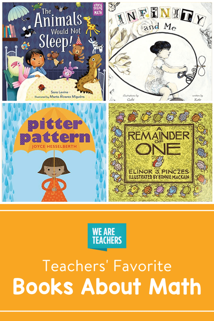 22+ Amazing Picture Books About Math