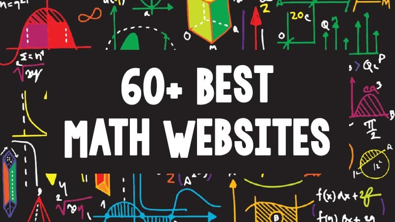60+ Best Math Websites