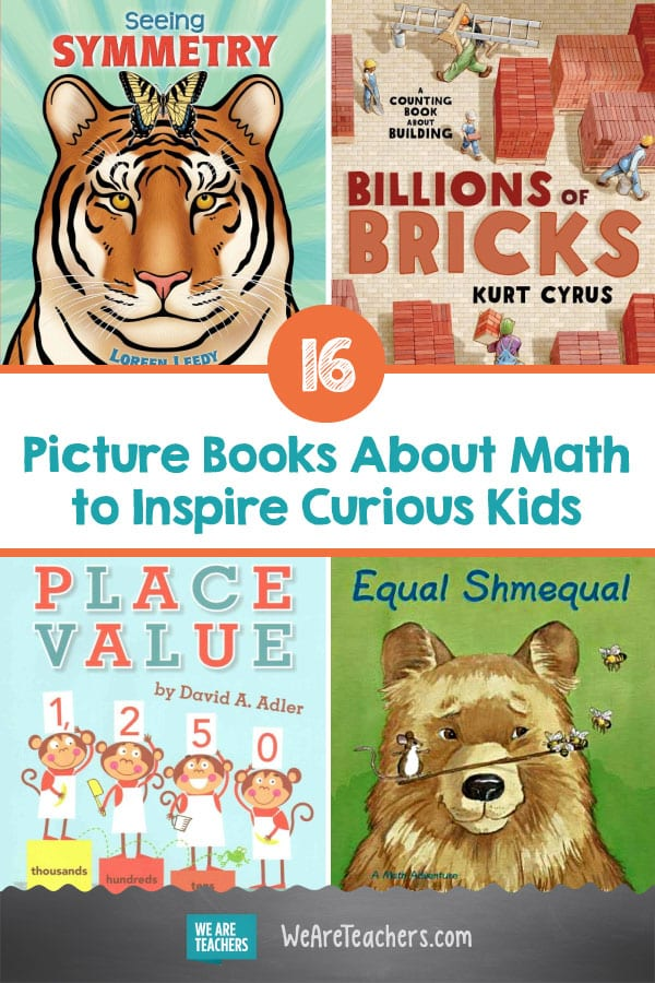 16 Picture Books About Math to Inspire Curious Kids