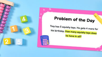 2nd Grade Problem of the Day