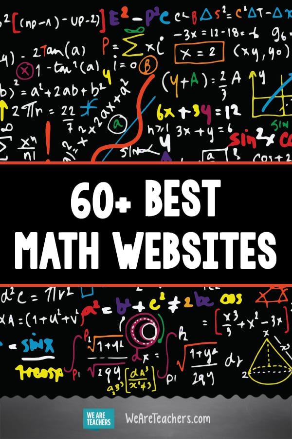 63 Awesome Websites for Teaching and Learning Math