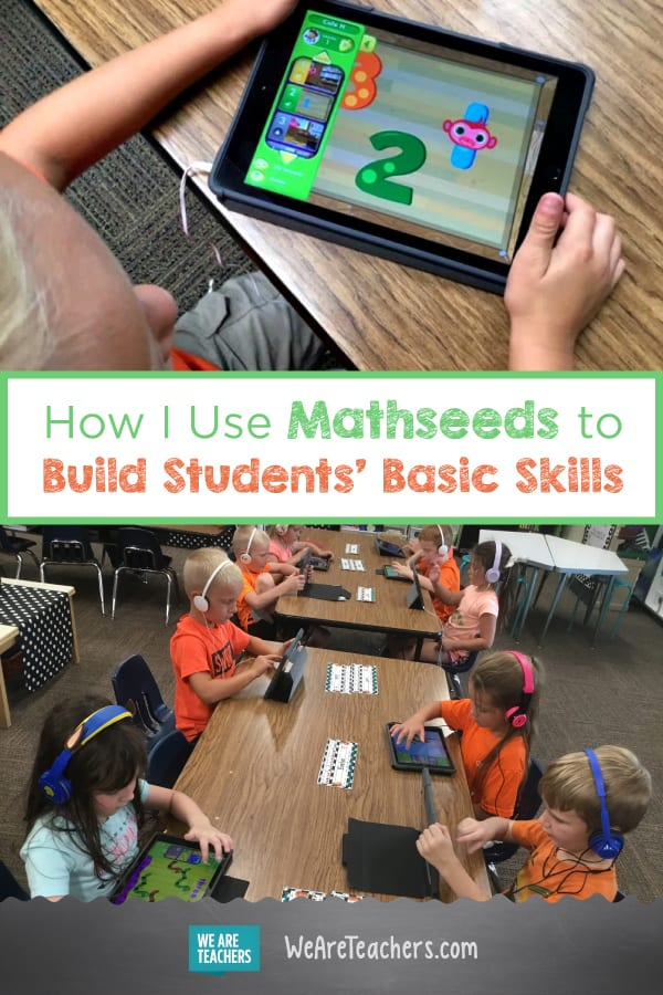 How I Use Mathseeds to Build Students' Basic Skills