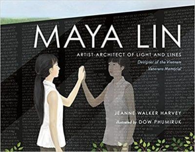 Maya Lin book cover