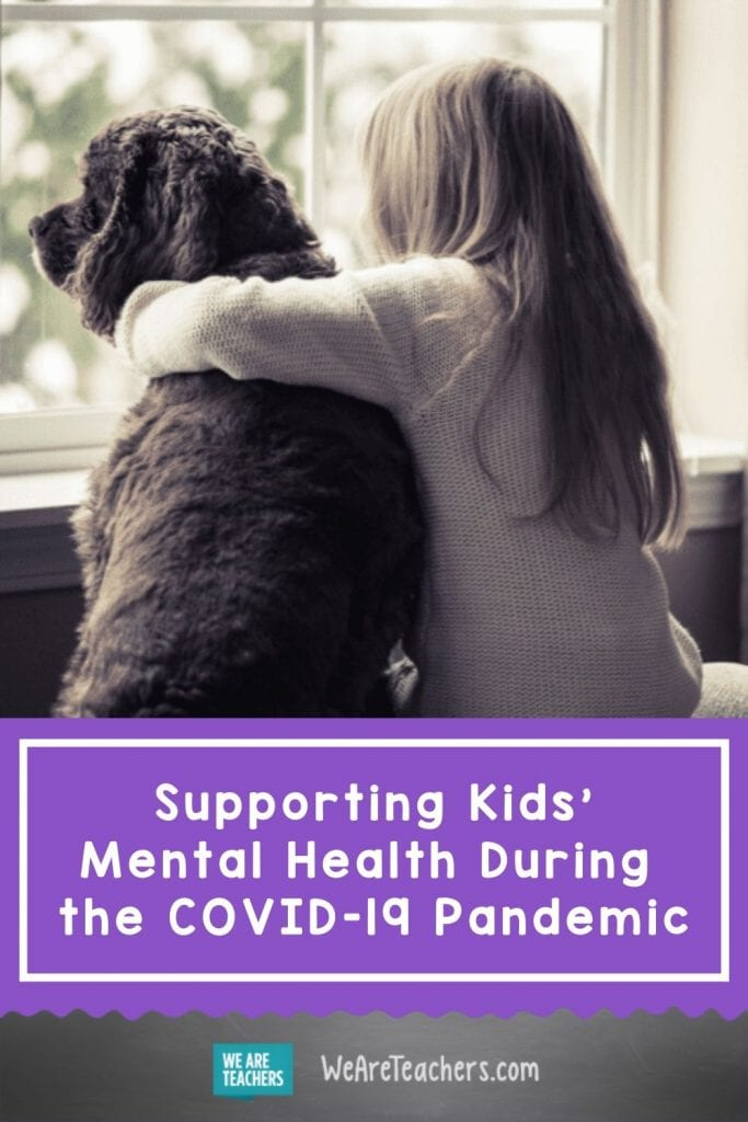 Supporting Kids' Mental Health During the COVID-19 Pandemic