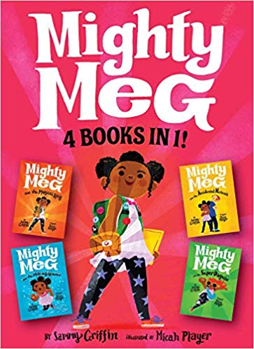 Best Second Grade Books - Mighty Meg
