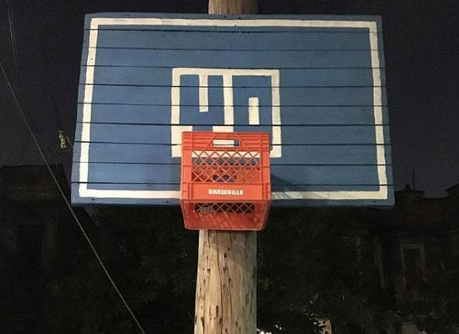 Milk Crates Hoop mightytanaka Insta