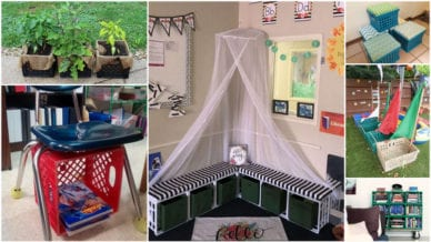 23 Creative Ways to Use Milk Crates in the Classroom - We Are Teachers