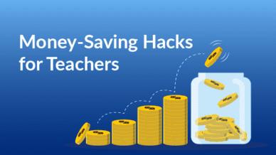 Money-Saving Hacks for Teachers image