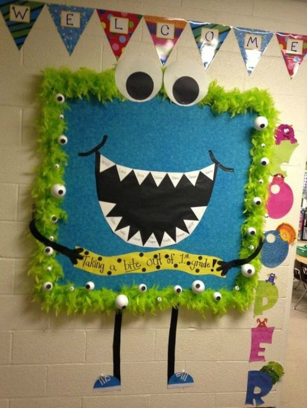 Monster Bulletin Board