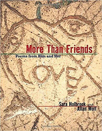 Book cover for More than Friends: Poems from Him and Her