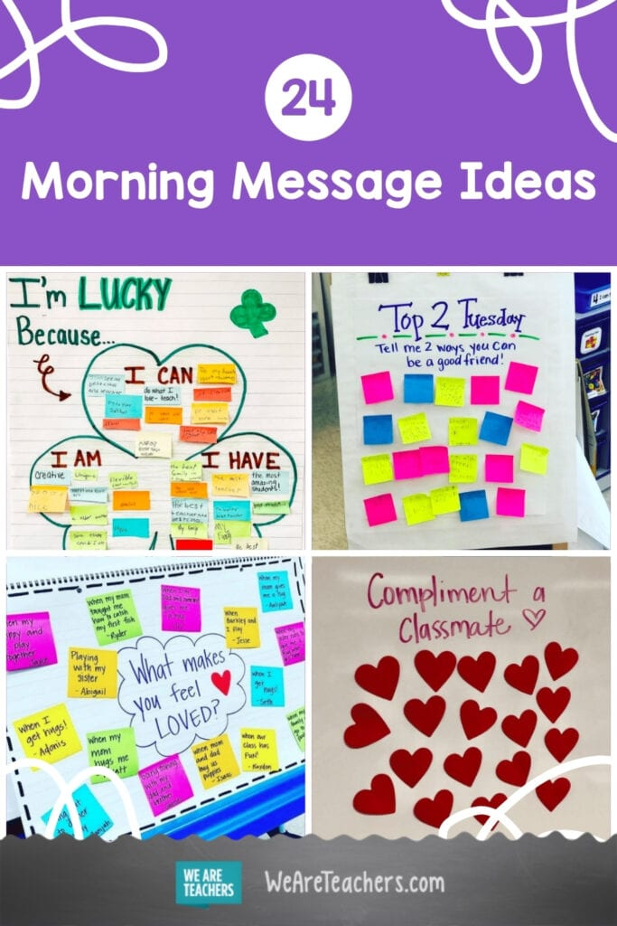 24 Morning Message Ideas to Get Your Day Started on the Right Foot